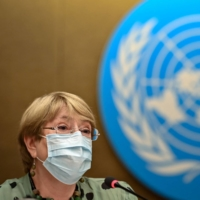 U.N. rights chief seeks Xinjiang visit this year in first suggestion of timeline