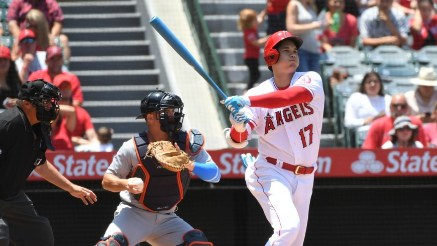 Shohei Ohtani named AL Player of the Week for third time