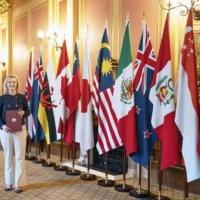 Britain begins negotiations to join trans-Pacific trade deal