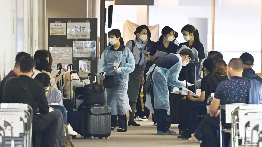 Japan to relax quarantine measures for travelers from certain areas