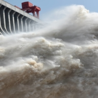 With massive dams, China finds a weapon in water