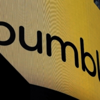 Dating app company Bumble is investing in its Bumble BFF (best friends forever) feature, which it said comprised about 9% of the firm's total monthly active users in September 2020. | REUTERS