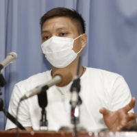 Myanmar soccer player files for asylum in Japan after protest salute