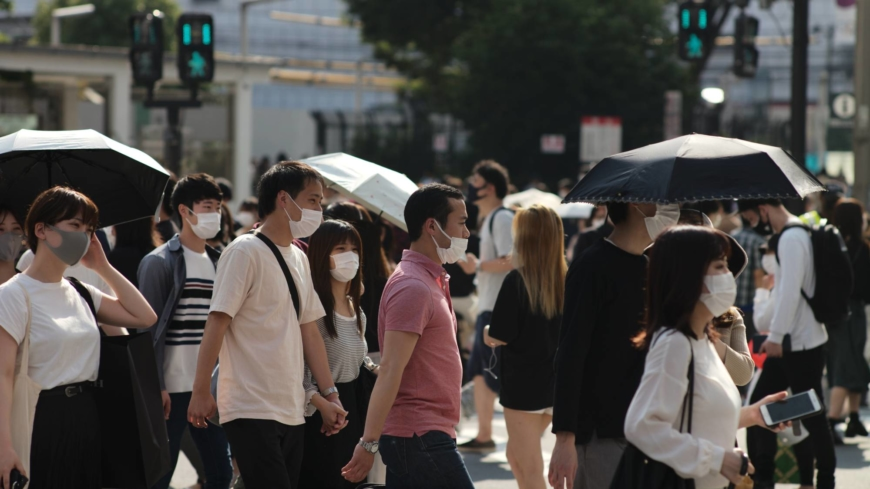 Keep cool and carry on: How to survive a Japanese summer