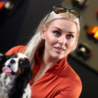 Lindsey Vonn says athletes should be able to choose whether or not they want to boycott the Olympics.    REUTERS