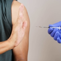 A study by Keio University School of Medicine has revealed widespread fears of side effects among the vaccine-hesitant in Japan. | GETTY IMAGES