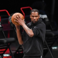 Kevin Durant headlines U.S. men's roster for Tokyo Olympics