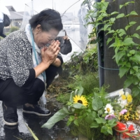 Truck driver admits to drinking before accident that killed two children in Chiba