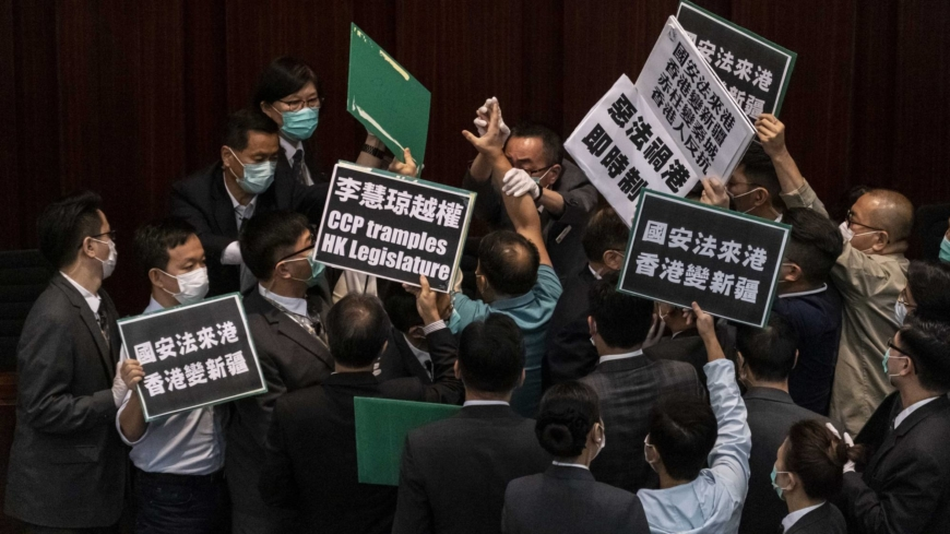 How China's security law changed Hong Kong forever in 12 months