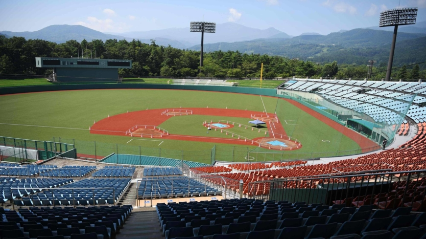 Japan and Australia softball teams to meet for first event of Tokyo Games