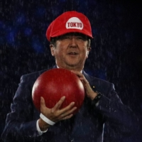 Prime Minister Shinzo Abe attends the 2016 Rio Olympics closing ceremony dressed as Super Mario in Rio de Janeiro on Aug. 21 2016.  | REUTERS