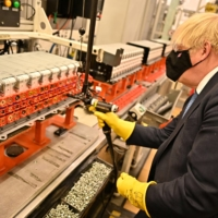 Brexit Britain trailing EU and China on battery supply chain key for EV sector