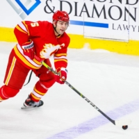 Veteran Calgary Flames defenseman Mark Giordano, the 2019 Norris Trophy winner, is expected to be the Seattle Kraken's first captain. | USA TODAY / VIA REUTERS