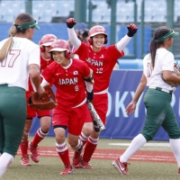 Miu Goto saves the day as Japan's softball team earns dramatic win over Mexico