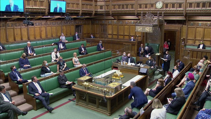At this point, the U.K.'s COVID-19 rules follow politics as much as science