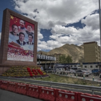 China's Xi makes first official visit to Tibet as tensions rise on Indian border