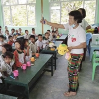 Japanese physician bringing hope to doctorless villages in Myanmar
