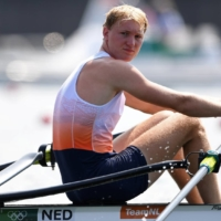 Dutch rower Finn Florijn has been ruled out of the Olympics after testing positive for COVID-19 in Tokyo, the Royal Dutch Rowing Federation said Friday. | REUTERS