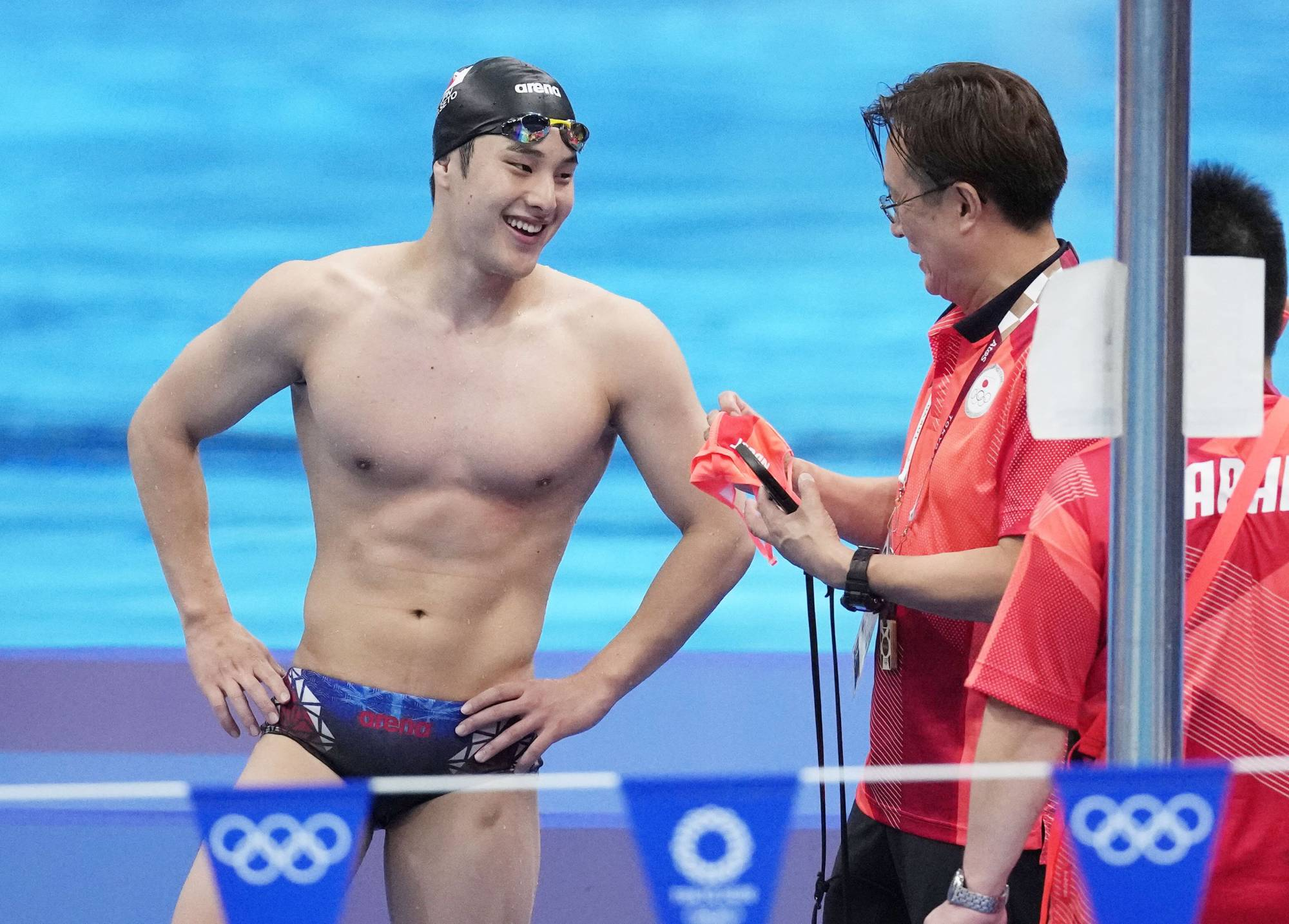 Swimmer Daiya Seto seeks redemption — and first Olympic gold — after stormy  2020 | The Japan Times