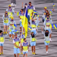 A South Korean TV network has apologized after using inappropriate images and captions to describe countries during the Tokyo 2020 opening ceremony on Friday, including images of Chernobyl for Ukraine, when athletes from the country entered the stadium for the ceremony.