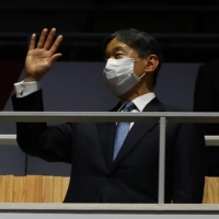 Emperor's Tokyo Olympic opening declaration mirrors divided public