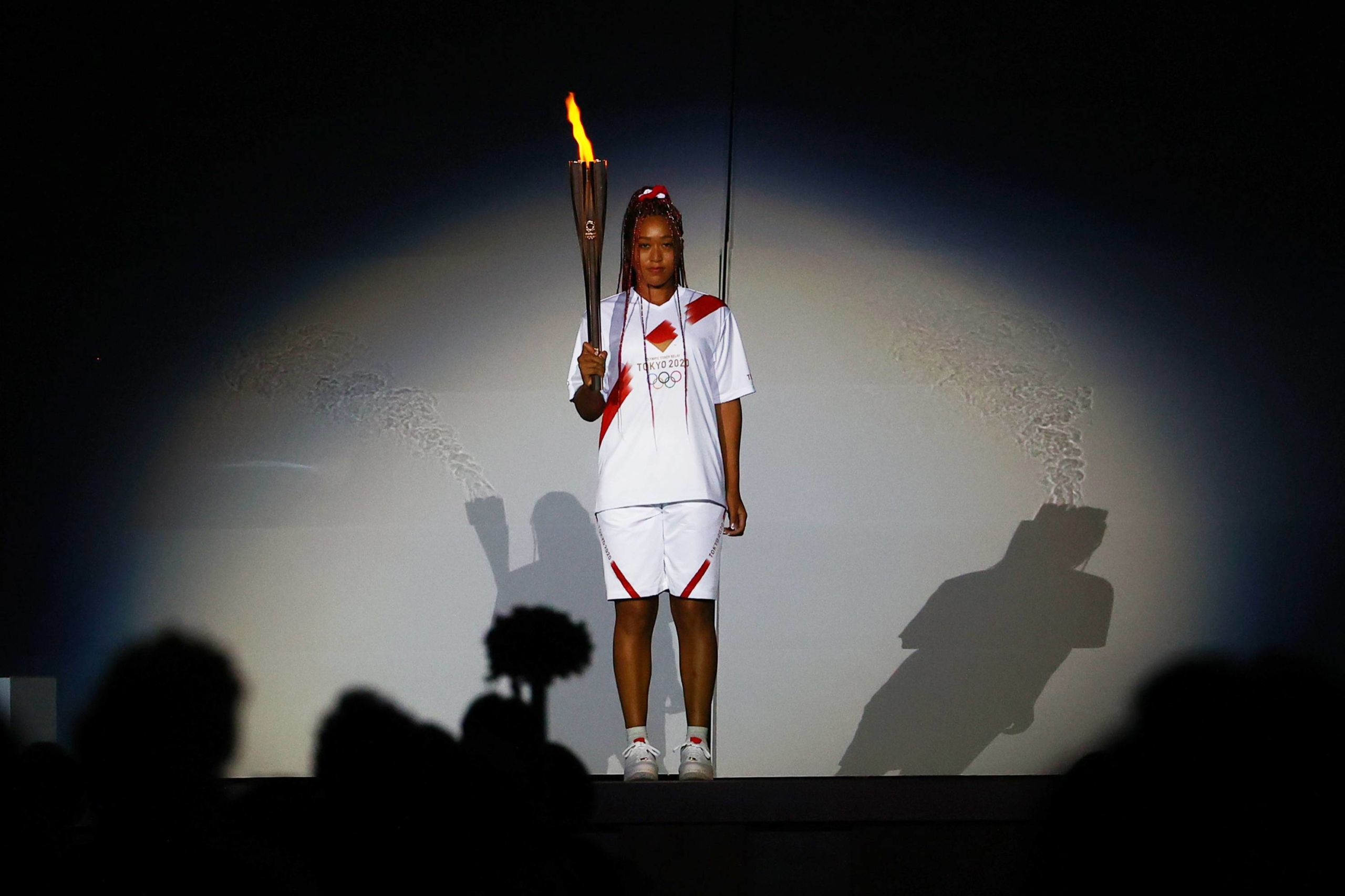 'Undoubtedly the greatest athletic achievement and honor I will ever have in my life,' Naomi Osaka said in a tweet after lighting the Olympic cauldron at the opening ceremony of the Tokyo Games.  | REUTERS