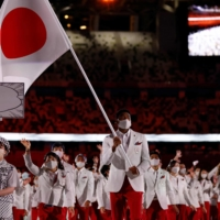 In Japan, basketball has long lagged behind baseball and soccer in terms of popularity, but Rui Hachimura has helped raise the profile of the game significantly with his ascension to the NBA over the last few years. | AFP-JIJI
