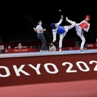 In pictures: Day 2 of the 2020 Tokyo Olympics