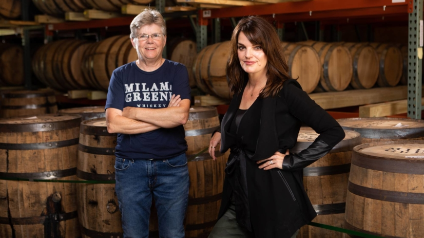 More women are (finally) calling the shots for whiskey