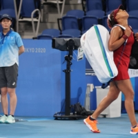 Naomi Osaka's Olympics exit dashes her hopes of gold on home turf