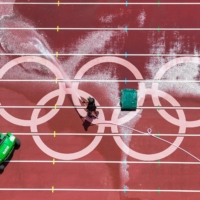 18 athletes barred from Olympics over drug-test standards