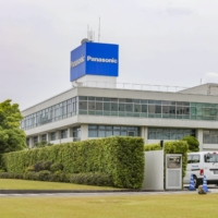 Panasonic returns to black in April-June on appliance sales growth
