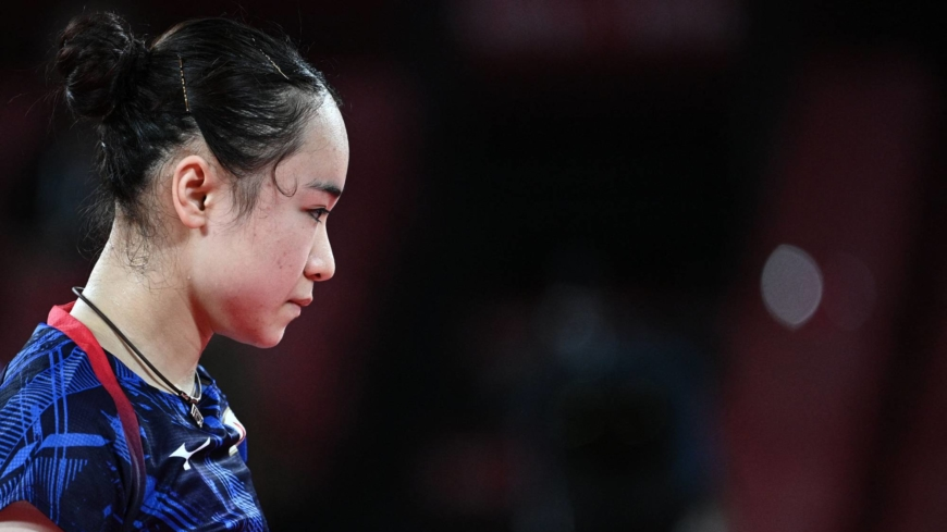 Japan's Mima Ito adds to medal haul with bronze in women's singles table tennis