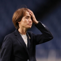 Nadeshiko Japan head coach Asako Takakura will reportedly be let go next month after failing to lead the team to a medal at the Olympics. | REUTERS