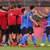 Japan sets up date with Spain in semis after topping New Zealand on penalties