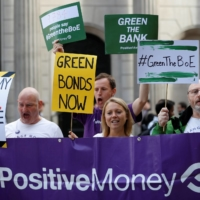 Amid protests over carbon emissions and financial investment in high-carbon sectors, the U.K. has joined the ranks of nations implementing carbon taxes. | REUTERS