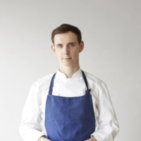 After five years at one-Michelin-star Belon in Hong Kong, British chef Daniel Calvert is now helming Sezanne in Tokyo. | FOUR SEASONS HOTEL TOKYO AT MARUNOUCHI