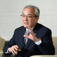 Japan bank head says transition funds are critical for climate