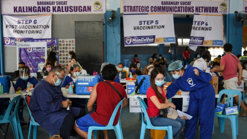Vaccine disinformation spreads in Asia, endangering millions