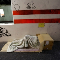Japan's homeless among those struggling to access COVID-19 vaccines