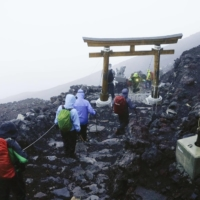 Mount Fuji opens to climbers for summer after closure amid virus