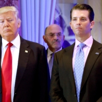 Serious tax charges test loyalty of longtime Trump ally