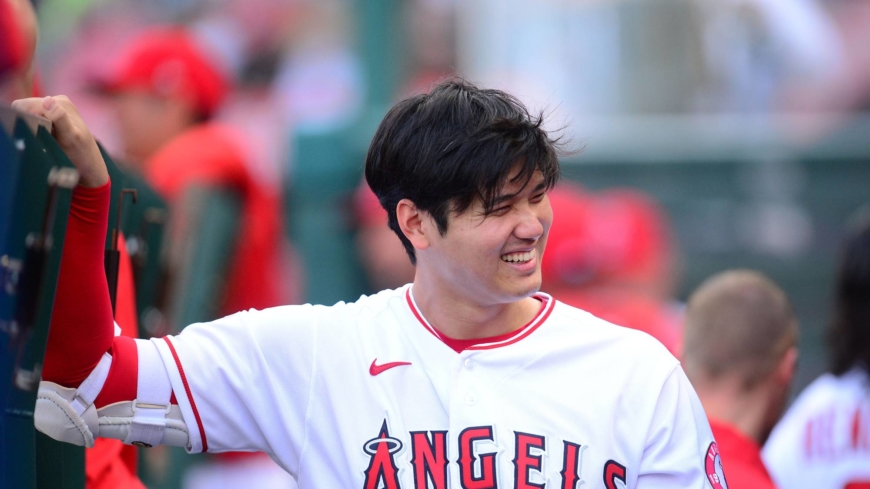Shohei Ohtani first Japanese player voted to start in All-Star Game since 2010