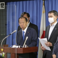 Tensions flare between LDP factions as Lower House candidates vie for endorsement
