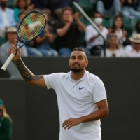 Nick Kyrgios hails Big 3 as 'gods,' but says tennis also needs devils