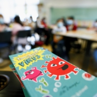 The World Health Organization said Friday that COVID-19 tests should be carried out in schools in some circumstances to avoid the 'harmful' effects of closures and remote learning. | REUTERS