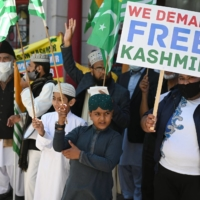 The Indian government outraged Pakistan with its August 2019 decision to strip Jammu and Kashmir of its constitutionally guaranteed autonomy and reduce its status to a union territory that was directly administered by the national government.   AFP-JIJI