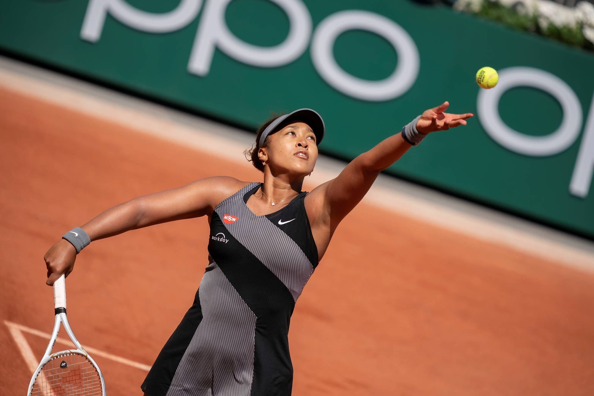 Naomi Osaka is expected to participate in the Tokyo Olympics after skipping Wimbledon to spend time with friends and family. | USA TODAY / VIA REUTERS
