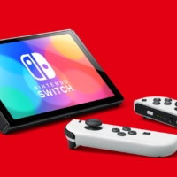 Nintendo unveils new Switch with bigger screen for ¥37,980