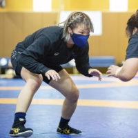 Risako Kawai aiming for second straight Olympic wrestling gold